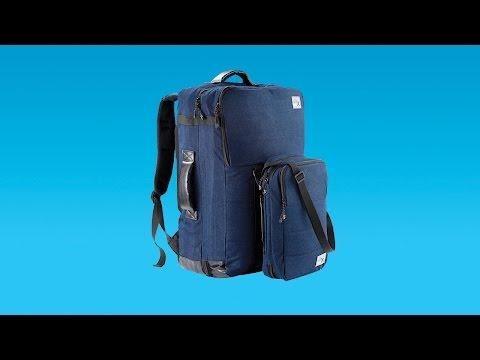 Cabin Max Nettuno Hand Luggage Set - 55x40x20cm