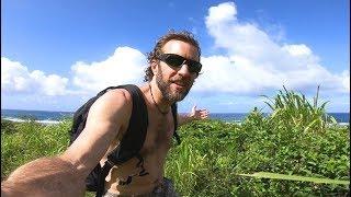 Hello Kauai, Hawaii! Exploring a Beautiful, Remote Beach