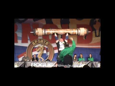 Austrian Oak - HD - Arnold Strongman 2014