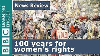 100 year anniversary for women