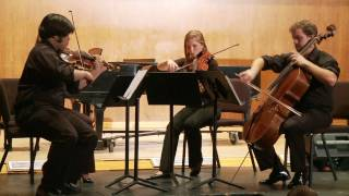 "Biola Honors Quartet: String Quartet No. 12 in F, Op. 96 ""American"" [Haiti Benefit Concert]"