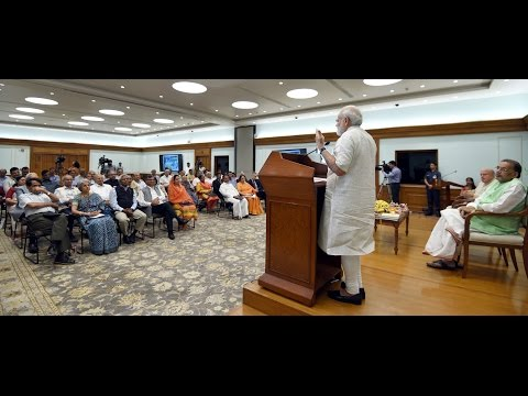 PM Narendra Modi's Speech: releasing a book written by MS Swaminathan