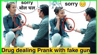 Drug Dealing Prank On Girl