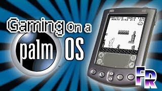 FR: Gaming on a Palm OS (M515)