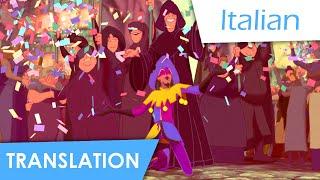 Download Topsy Turvy (Italian) Lyrics & Translation