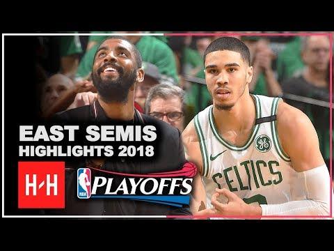 Jayson Tatum Full Series Highlights vs Philadelphia 76ers | 2018 Playoffs ESCF - Irving Impressed!