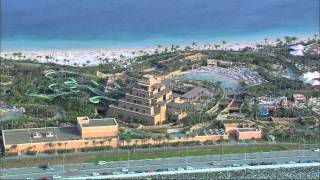 Atlantis Hotel, Palm Jumeirah Island, Dubai - It`s Another World..