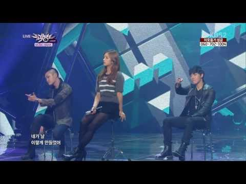 [HD] 131213 M.I.B feat. APink Bomi - Let's Talk About You