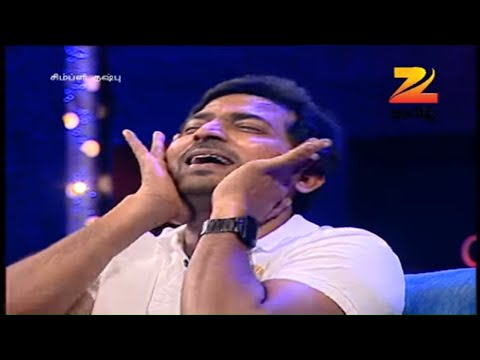 Simply Kushboo - Tamil Talk Show - Episode 16 - Zee Tamil TV Serial - Full Episode