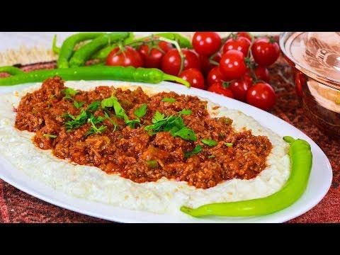 Ali Nazik - Türkisches Auberginen Gericht mit Hackfleischsauce I Ramadan mit CookBakery