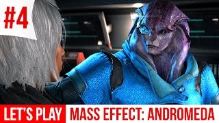 #4 Let's Play Mass Effect: Andromeda