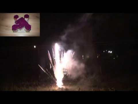 Weco Feuerwerk - Cosmic CBP 128 shots 2013 / 2014