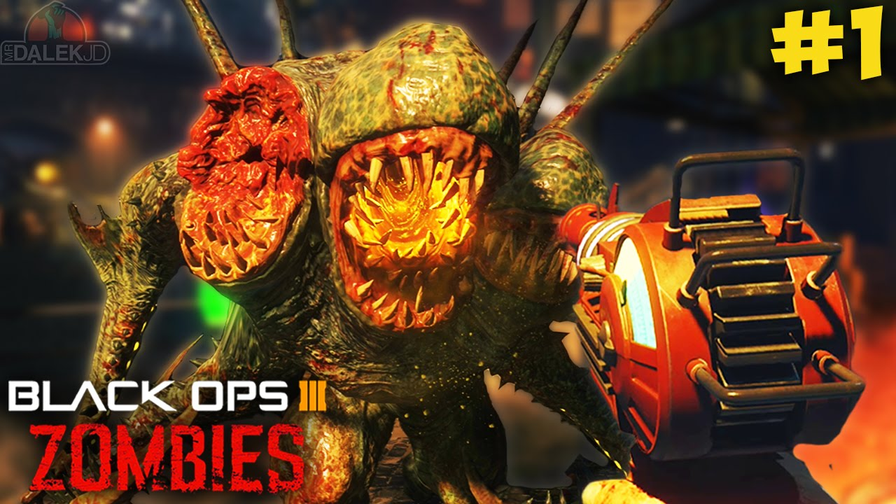 """THE MARGWA CHALLENGE!"" – Shadows of Evil ZOMBIES CHALLENGE #1! (Black Ops 3 Zombies)"
