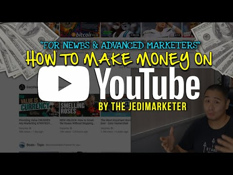 How To Make Money Online With On YouTube Videos – Seo PART 1