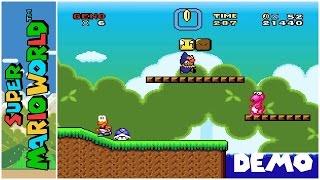 Super Geno World: A New Adventure (Demo) (2016) | Super Mario World Hack