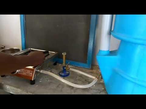 Nano Demo Biogas Plant