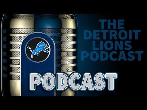 Detroit Lions Podcast: Lions Next Stop, Training Camp Ft. Jeff Risdon