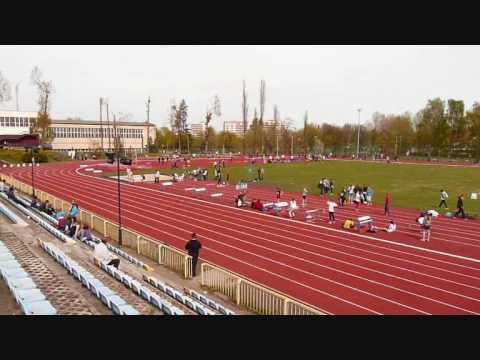 Otwarcie Sezonu Lekkoatletycznego Gdańsk 2010 200m