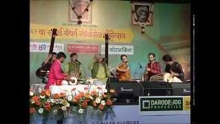 Dhrupad Ensemble live at Sawai Gandharva 02.02.2015 -  full concert
