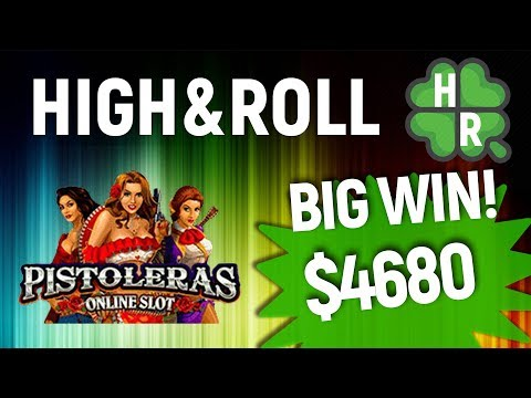 Play Pistoleras Slot Machine Online (Microgaming) Free Bonus Game - 동영상