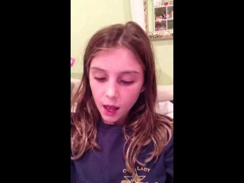 MaddieMax singing