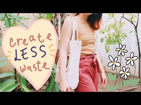 🌱my Sustainability Kit (Philippines) 🌱 / TRYING TO LESSEN MY WASTE