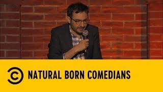 Stand Up Comedy Lussarsi la spalla Giuseppe Sapienza NBC Comedy Central