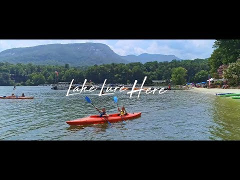 Stay here, Play here, Live here - Rumbling Bald Resort on Lake Lure, NC