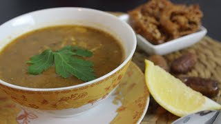 Harira - Marokkanische Fastensuppe Ramadan Special