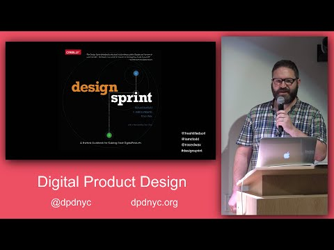 Citrusbyte Presents The Design Sprint: A fast start to creating digital products people want