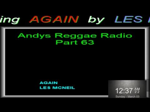 Andys Reggae Radio-Part 63