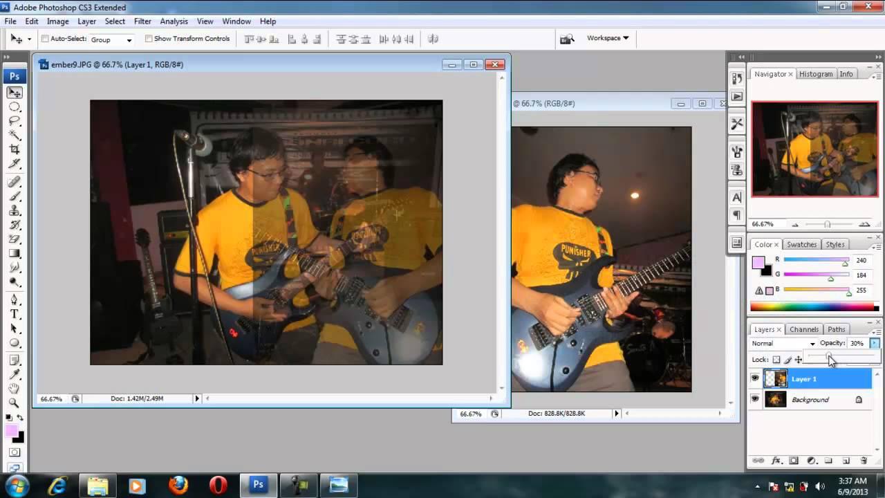 30+ Ide Cara Edit Photoshop Cs3 Foto Di Gabungkan Dengan ...