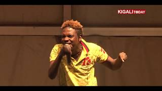 KANSIIME AND KINGS OF COMEDY IN KIGALI