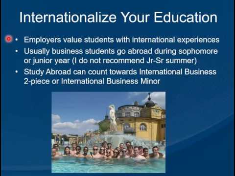 Advice for Penn State Smeal Undergraduate Finance Majors
