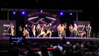 Urban Dance Company - Urban Street Jam 2015