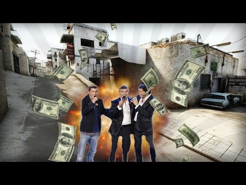 CS:GO - Cum Back ISREAL| feat Tony Carreira & David Carreira