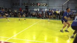 Кыргызы в Иркутске - Волейбол 2
