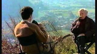 Interview de Robert Faure sur le Champsaur.(Archives FR3 1993)