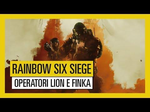 Tom Clancy's Rainbow Six Siege - Chimera : Lion e Finka