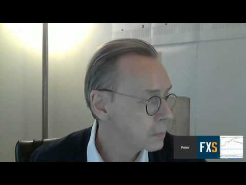 Forex Live Analysis Room show 623 + interview Peter Goodburn