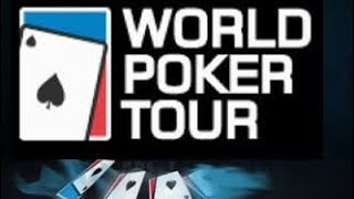 World Poker Tour Season 6 Episode 1 of 23  POKER GAME