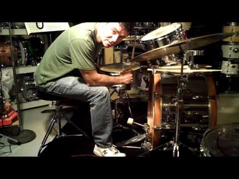 John Bonham KASHMIR * Drums Drum Tutorial Led Zeppelin