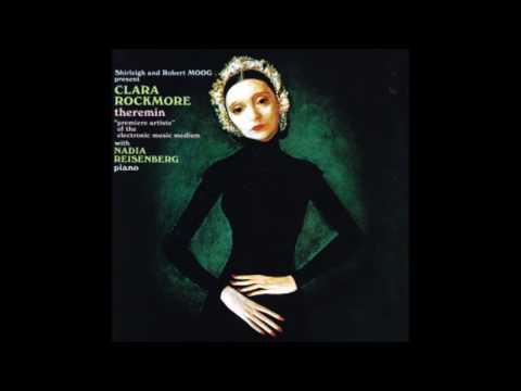Clara Rockmore,The Swan