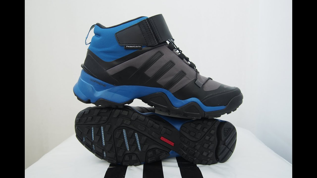 5d3ce0636 Обзор ботинок Adidas Terrex Softshell Mid - YouTube
