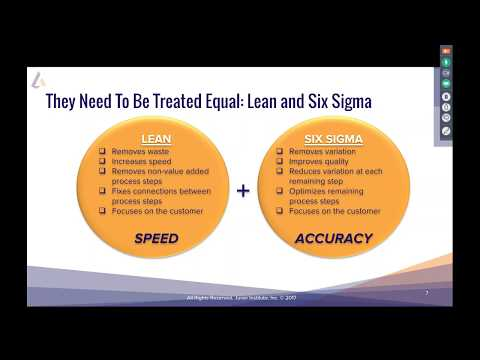 How To Think About Lean vs Six Sigma