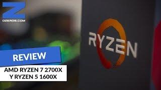 ¿Nuevos reyes del rendimiento? - AMD Ryzen 7 2700x y Ryzen 5 2600X
