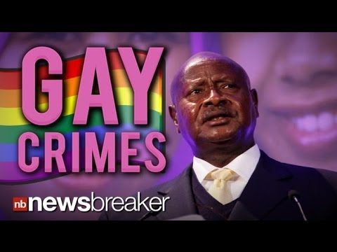 GAY CRIMES: Uganda President Signs Controversial Bill Making Homosexuality Illegal