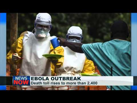 Ebola death toll rises in West Africa