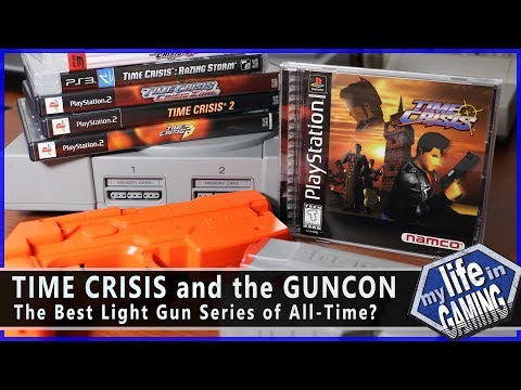 Time Crisis :: Series Showcase - MY LIFE IN GAMING