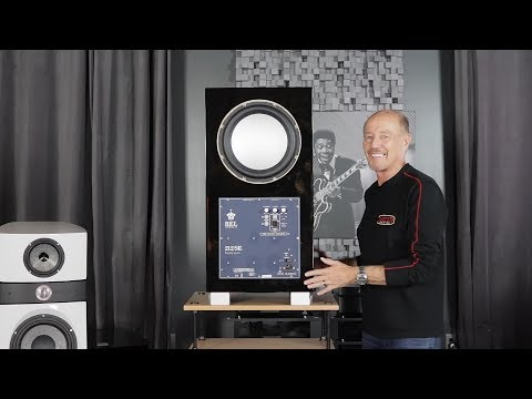 REL Acoustics 212/SE Review with Upscale Audio's Kevin Deal